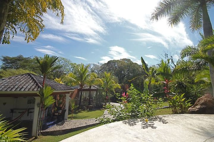 Hotel California in Costa Rica!! - montezuma - Casa de camp