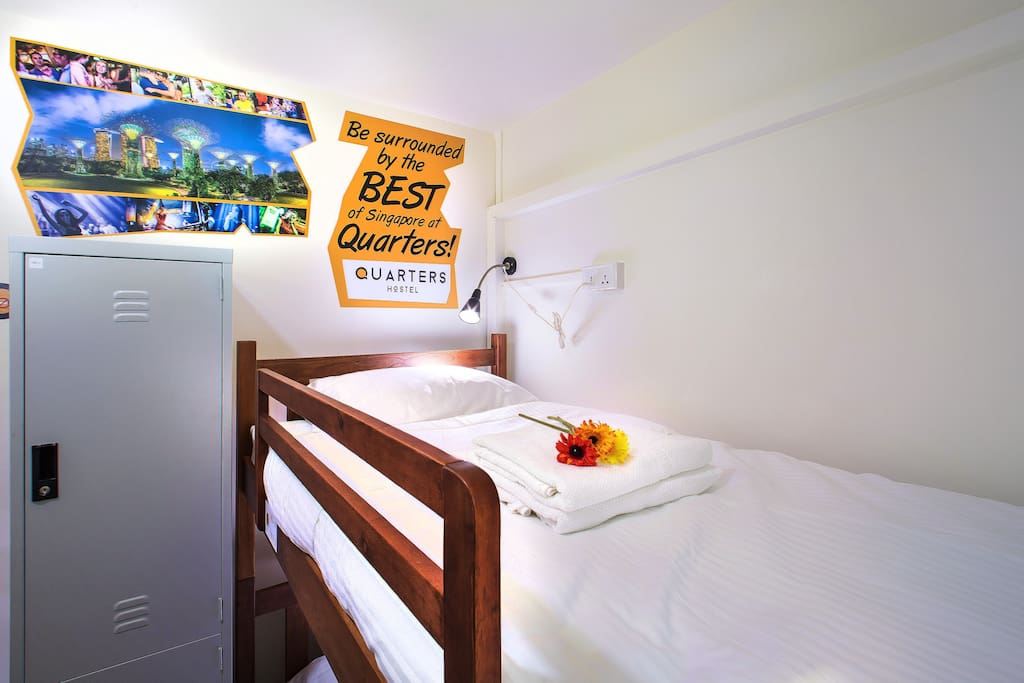 Plush pillows, duvet blankets with Free towels, free wifi!