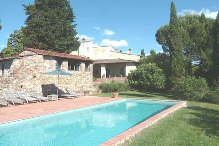 Villa with Pool near Florence  - Impruneta - Villa