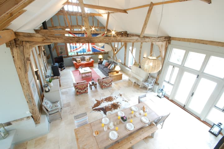 The Barn at Moat Farm - Idyllic Retreat