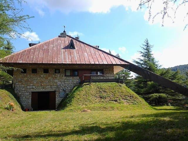 Fonte dell'aria  for trekking,  - Serravalle di Chienti - Kabin