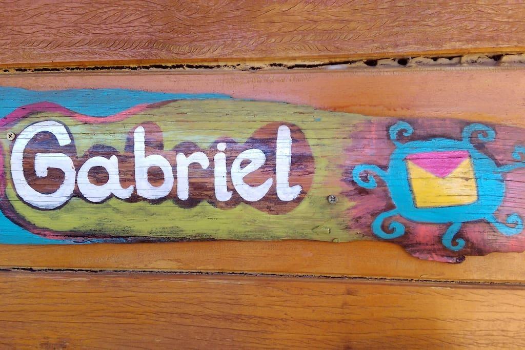 Apart Gabriel