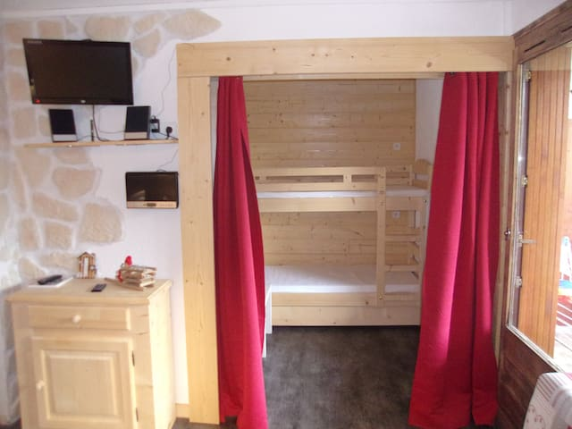 Appartement à la montagne pas cher - Onnion - Pis
