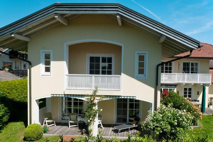 Moderne Ferienwohnung am Chiemsee - Prien am Chiemsee - Apartment