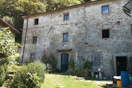 Firenzuola, Frena, old rectory - Firenzuola