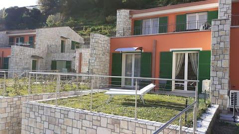 Casa Sunhouse, apt tra Liguria e Costa Azzurra