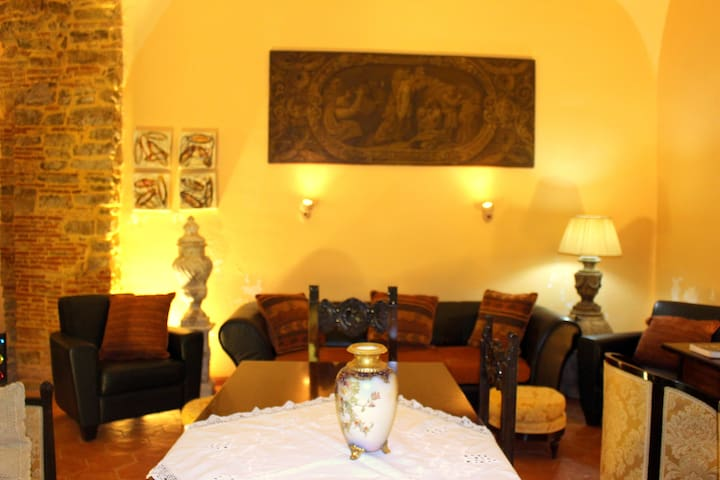 Historic Palace Magnoni Family - Rutino - Appartement