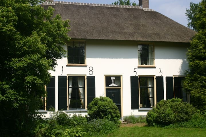 Engelse B&B in de Betuwe - Ommeren - Bed & Breakfast