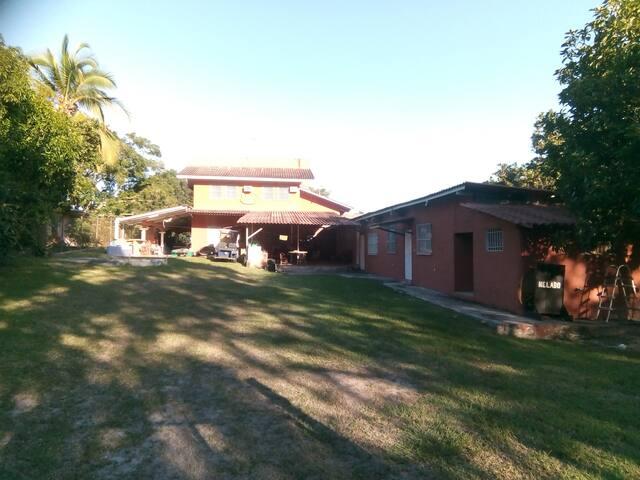 El Capitans Beach House /Cabanas