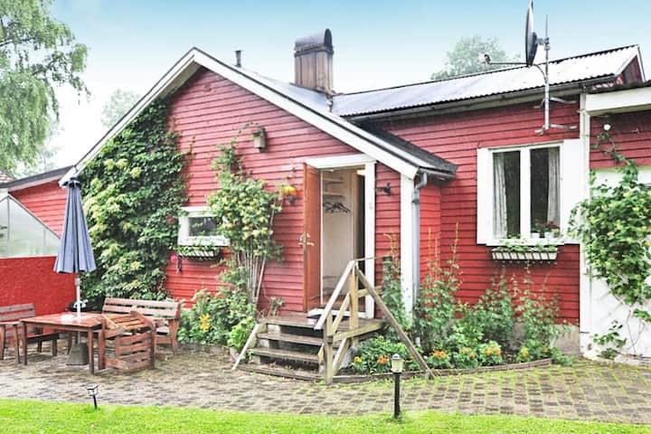 5 person holiday home in HÄSSLEHOLM