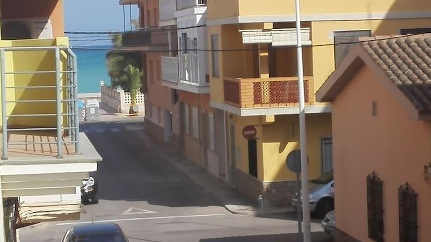 Apartamento en playa de Moncofa - Moncofa - Apartment