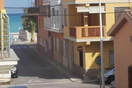Apartamento en playa de Moncofa - Moncofa
