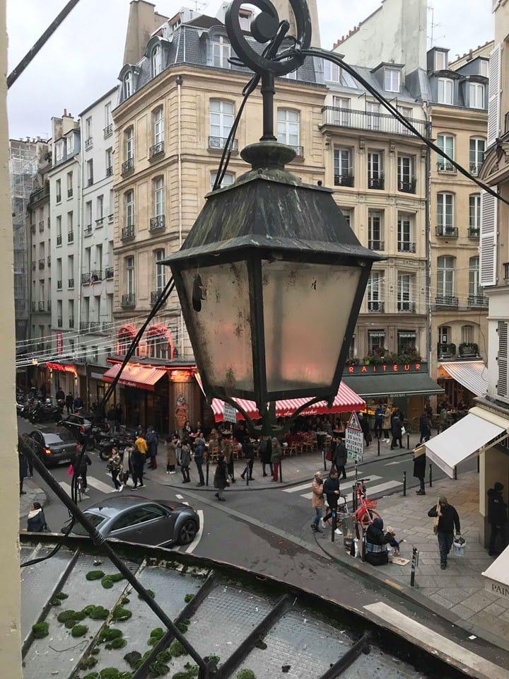 Chambre du Guest coeur de Saint-Germain des Prés