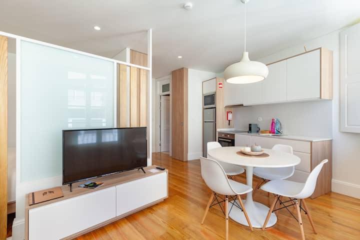 Polery Apartments Center 2 D