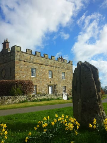 Standing Stone Bed & Breakfast - Northumberland - 家庭式旅館