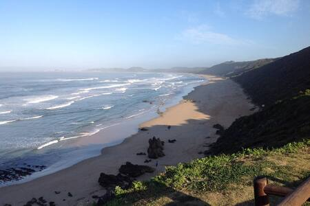Holidayhome with fantastic seaview - Brenton-on-Sea