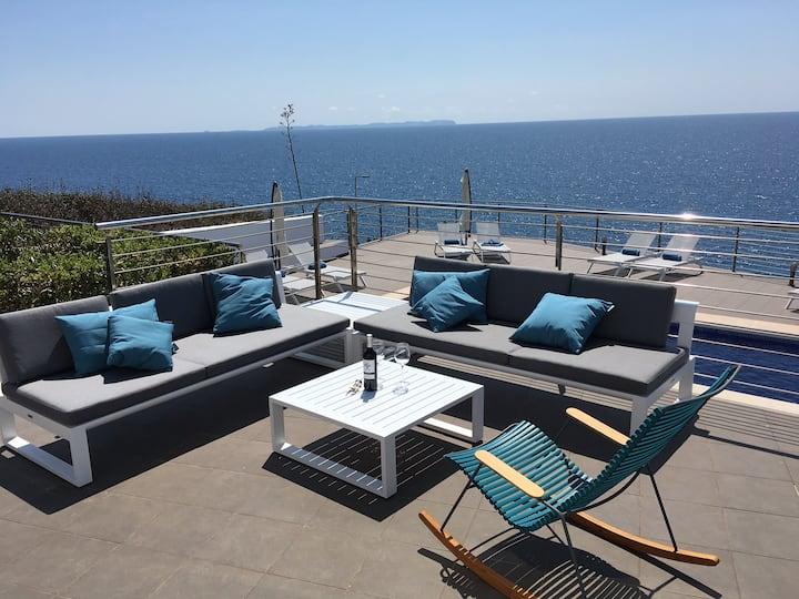 Seafront Villa Chopin