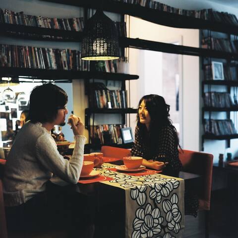 北京常营管庄附近温馨的三居室 设计师的家 - Pekin - Daire