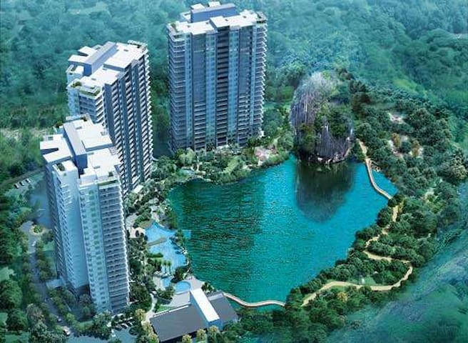 The Haven Lakeside Residences, Ipoh - Ipoh - Apartamento