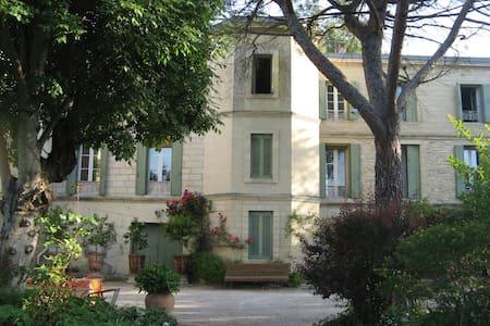 La Tourelle : Maison de maître - Villevieille - 別荘