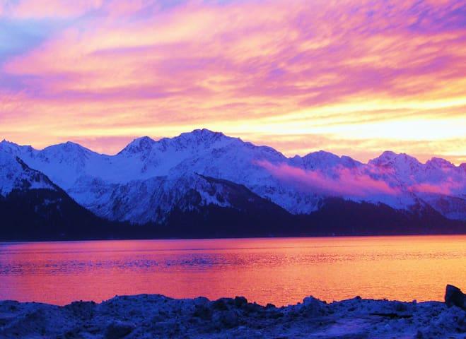 Arctic Paradise B&B, Seward, Alaska - Seward - Penzion (B&B)