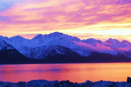 Arctic Paradise B&B, Seward, Alaska - Seward - Bed & Breakfast