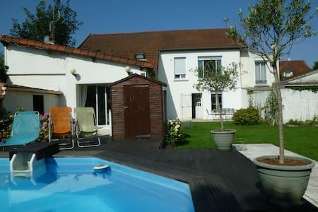 Appart privé (2ème étage-2/3 pers) - Bry-sur-Marne