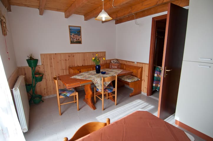 The beautiful  house in Sardegna - San giovanni Suergiu - Apartemen