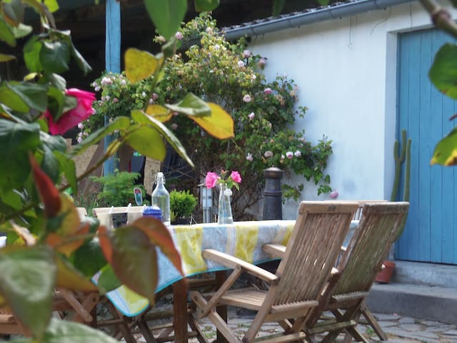 agréable maison centre de Cancale - Cancale - บ้าน