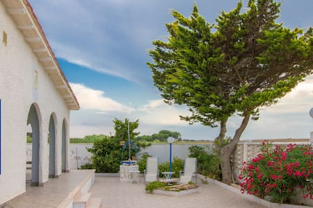 RENT VILLA IN SALENTO NEAR THE SEA - Lendinuso - Huvila