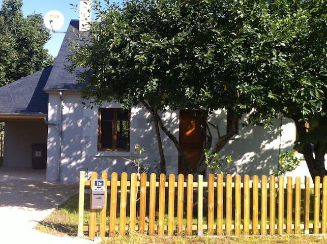 Gite 3 chambres, 3 épis - Fougères-sur-Bièvre - Дом