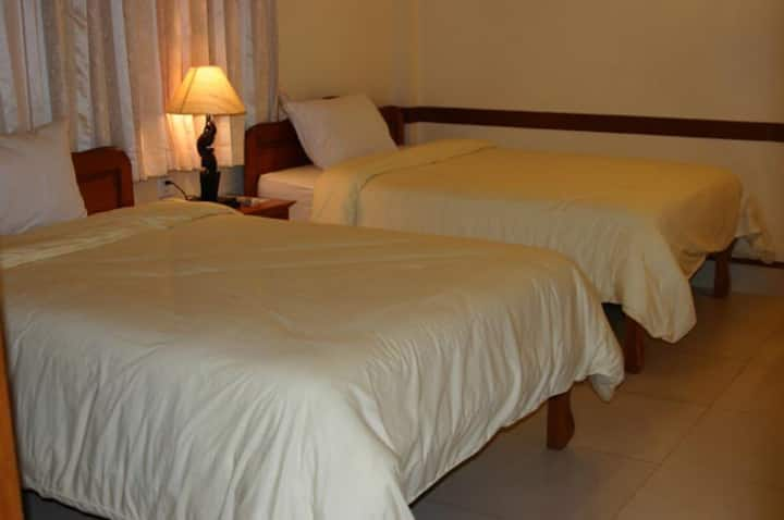 Two Bedrooms Serviced Apartment