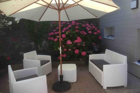 Bel appartement centre-ville de 50 m² avec jardin