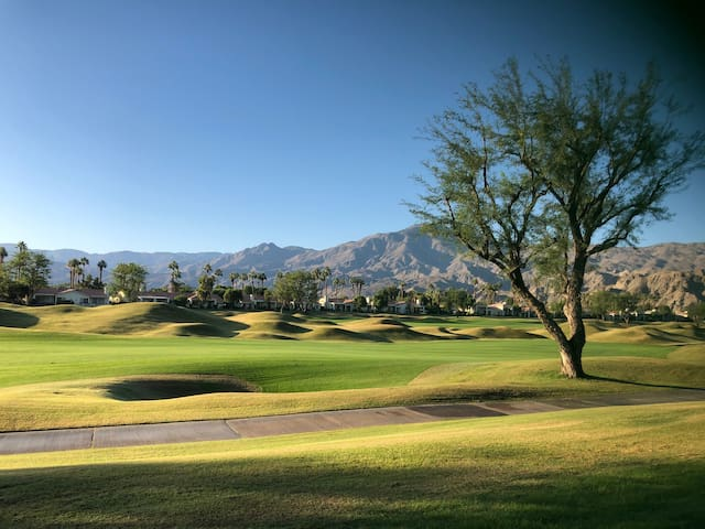 2br on 14th hole of Stadium golf course. PGA west