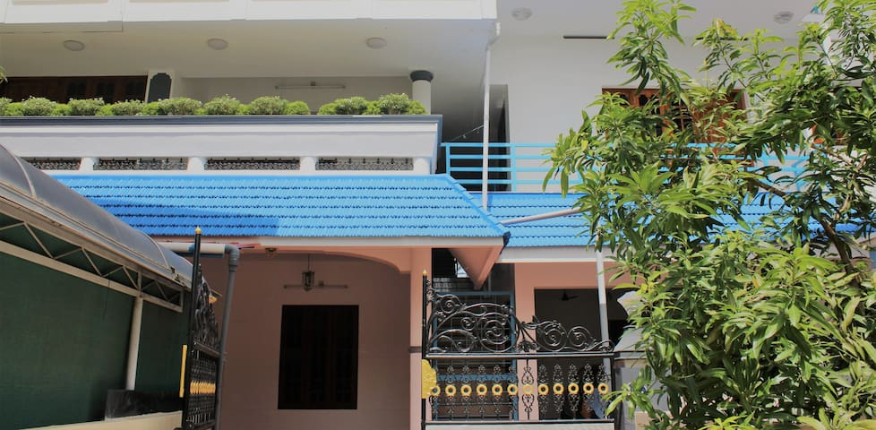Puthenchirayil Homes Budget place for stay in TVM
