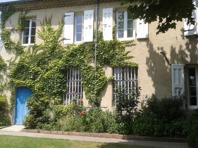 la tuilerie - Saint-Barthélemy-de-Vals - Huis