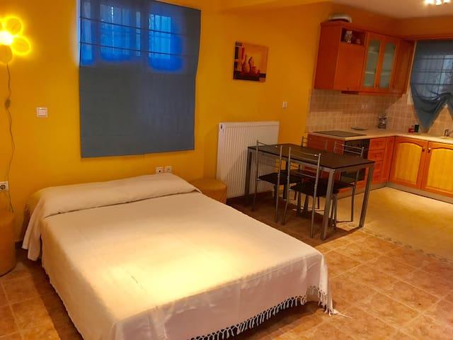 Studio saron - Κάτω Αλμυρή - Appartamento