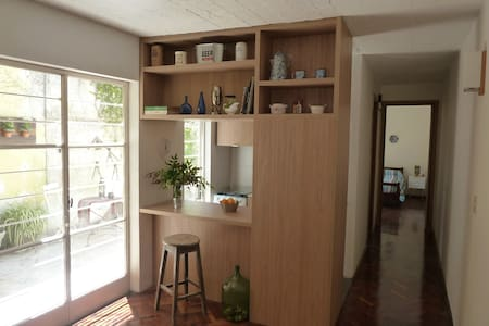 Quiet environment, House with garden and parking
