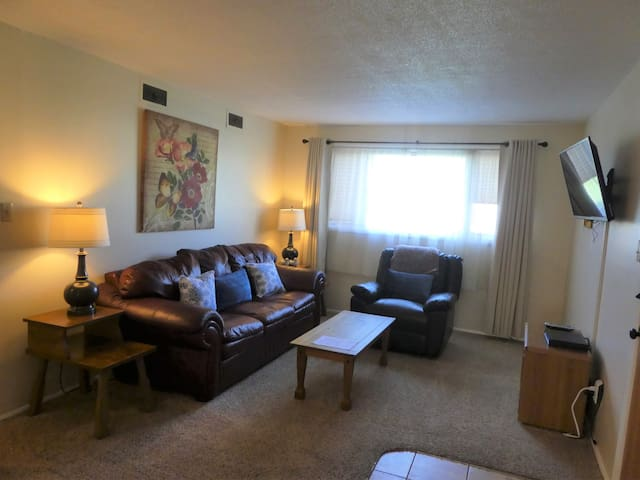 Sunnyside Furnished Apartment #1
