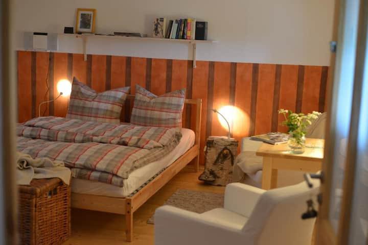 Romantisches Doppelzimmer