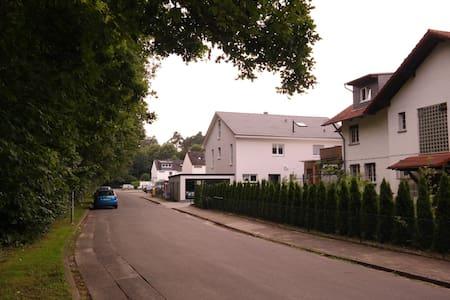 Schnuckeliges 1-Zimmer-Appartment - Heusenstamm - Apartament