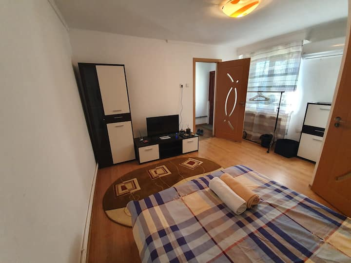 Charming studio , well located, in a quiet area