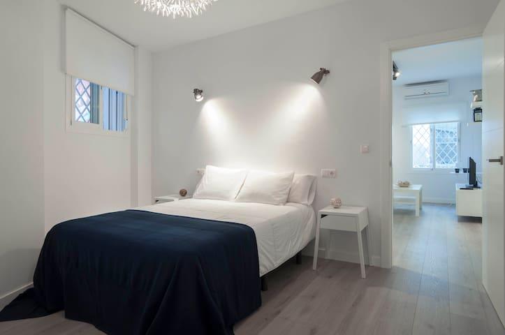 Moderno apartamento en Plaza Merced