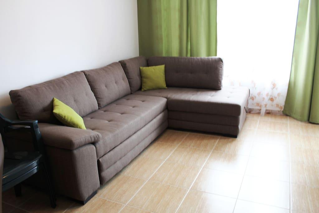 Диван-кровать / sofa bad