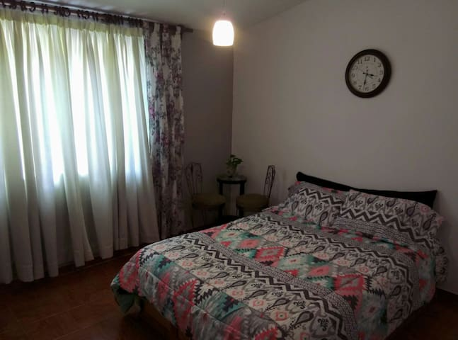 Nuestra habitación es un refugio perfecto para tí.