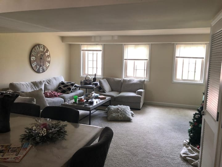 Spacious 1br 1 BA in a beautiful town house