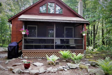 Boulder Ridge Cabin, close to Deep Creek, Maryland