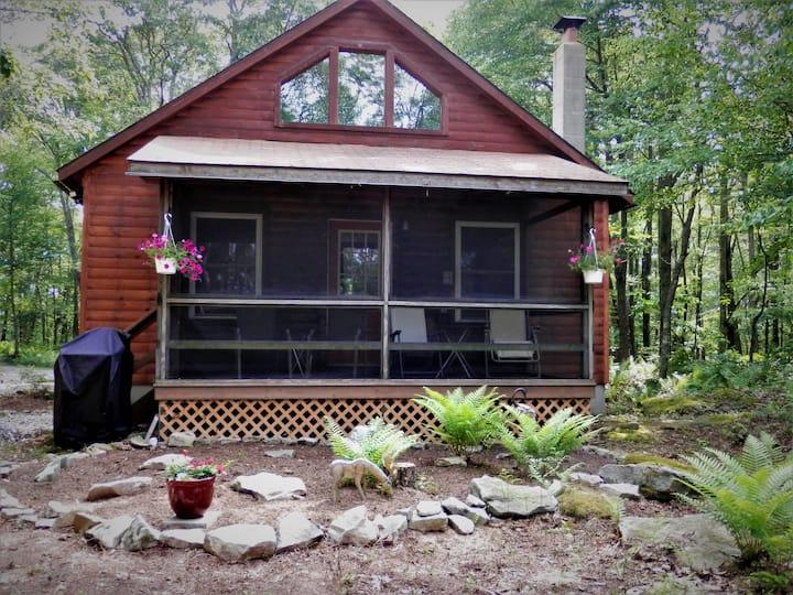 Boulder Ridge Cabin, close to Deep Creek, Maryland