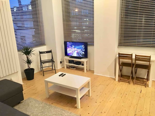City Centre, One Bedroom Flat, Bright & Modern
