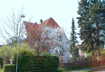 Villa with garden and roof terrace - フレゼレクスベア